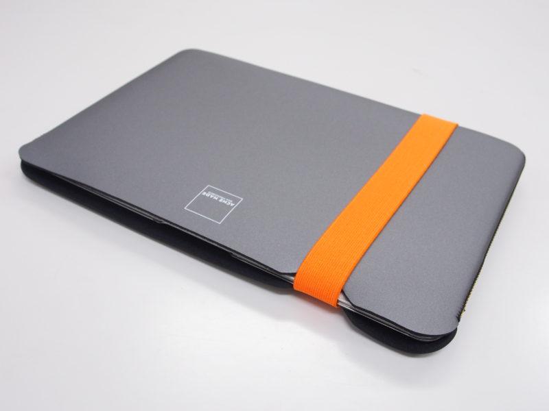 ACME MADEのMacbook用ケースを購入しました…んですが。保護もほどほどに。