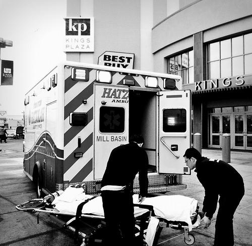 救急車を呼んでみたらいろいろと勉強になったハナシ。