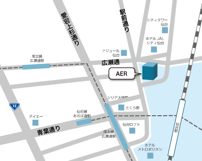 AER Map