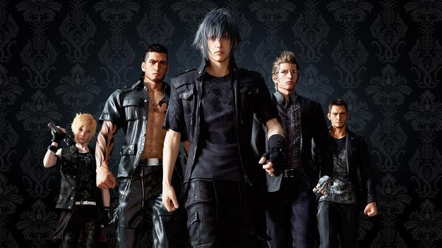 Final Fantasy 15。諦観してから始めてみるのも楽しみ方のひとつ。