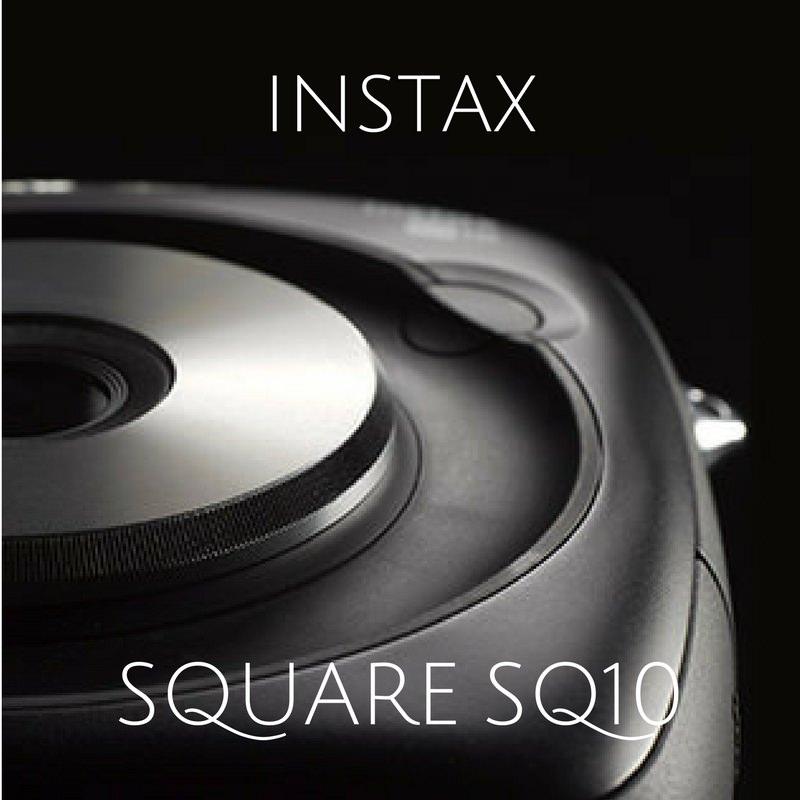 instax SQUARE SQ10 ハイブリットな進化を遂げた新たなチェキが楽しみだよ。